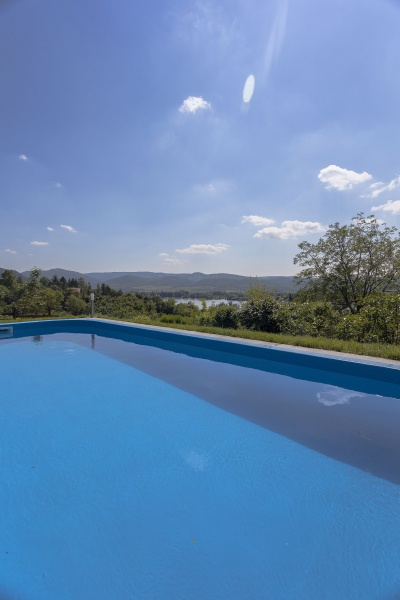 guest house, hungary, swimming pool