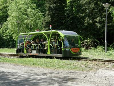 Királyrét, Waldbahn